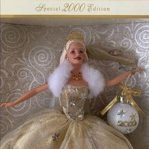 BARBIE DOLL SPECIAL 2000 EDITION CELEBRATION.